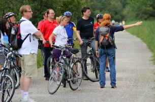 Radtour mit Markus Rinderspacher